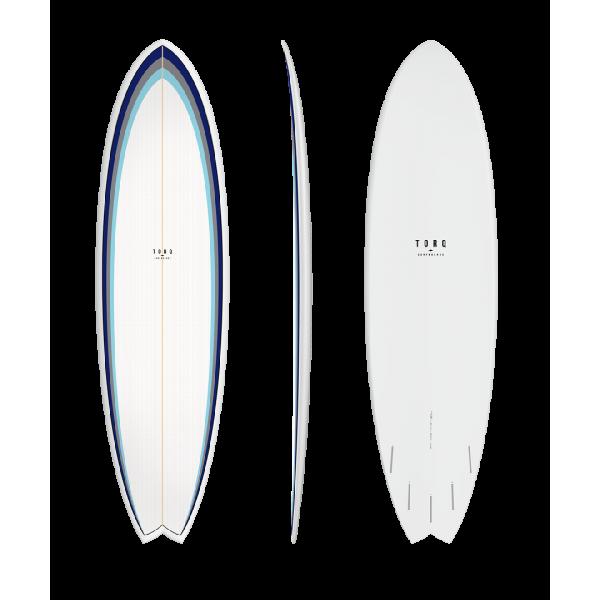 """Torq Surfboards 7 2"""" Fish -Surfboards - 7 2"""" Fish - Torq"""