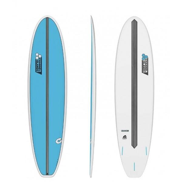 Torq Surfboards CI Chancho Pinline Blue -Surfboards - CI Chancho Pinline Blue - Torq