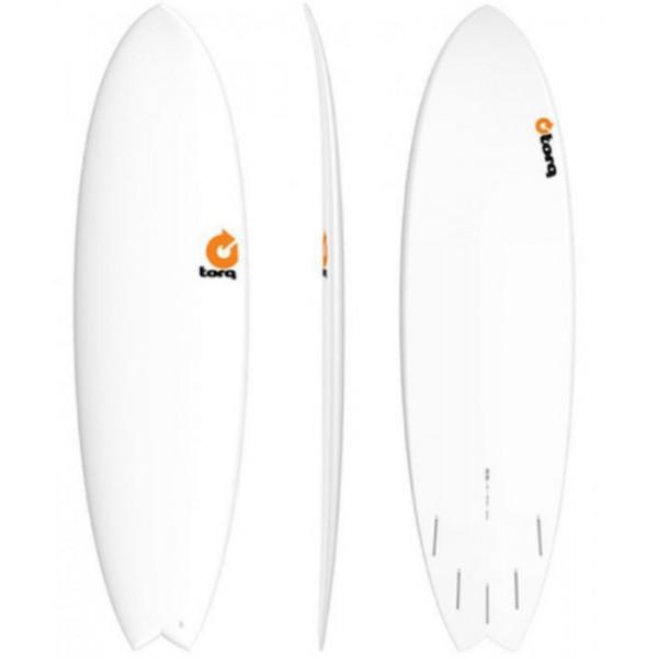 "Torq Surfboards 6'6"" Fish"
