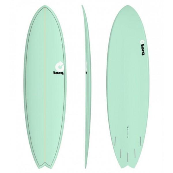 "Torq Surfboards 7'2"" Fish"