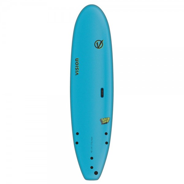 """Vision Take Off Surfboards 7 0"""" SquashTail -Surfboards - Take Off Surfboards 7 0"""" SquashTail - Vision"""
