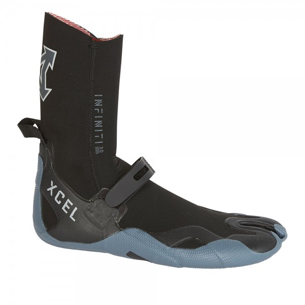 Xcel Infiniti 5mm Split Toe Boot -Laarsjes & Schoentjes - Infiniti 5mm Split Toe Boot - Xcel