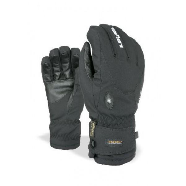 Level Glove Alpine Black