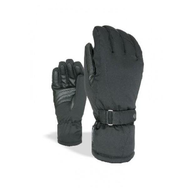 Level Glove Hero Black Wms