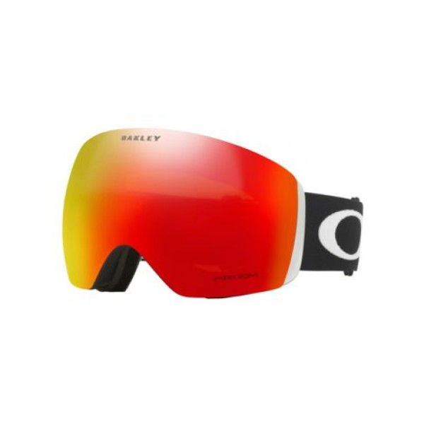 Oakley Flight Deck Prizm Matte Black w Prizm Torch Iridium