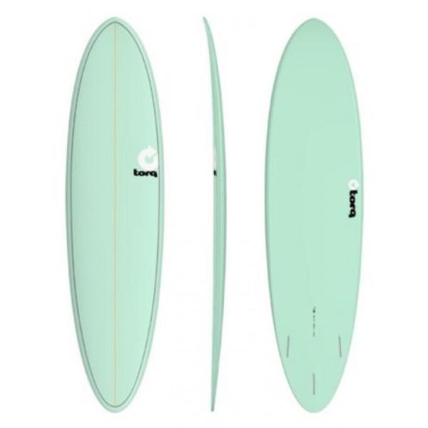 Torq Surfboards Funboard Seagreen