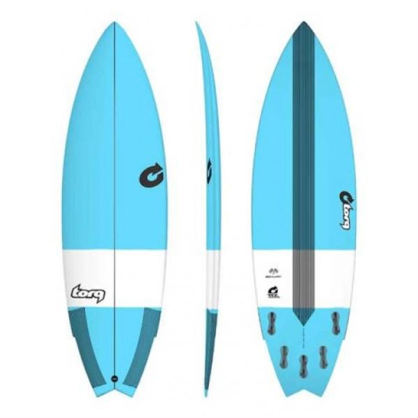 Torq Surfboard GoKart TEC Blue