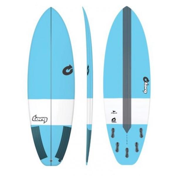 Torq Surfboard Performance Groveler TEC Blue