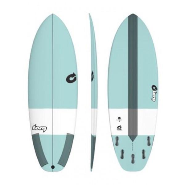 Torq Surfboards Summer5 TEC Seagreen