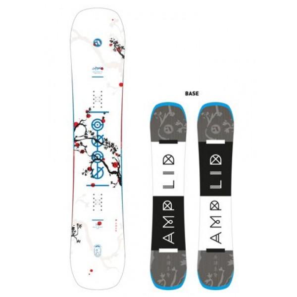 Amplid GoGo Wms 2019 -Snowboards - GoGo Wms 2019 - Amplid