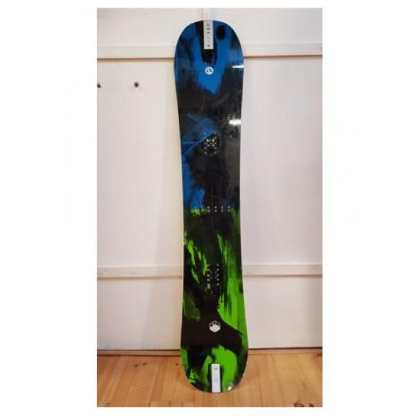 Amplid Stereo 158 -Snowboard Gebruikt - Stereo 158 - Amplid