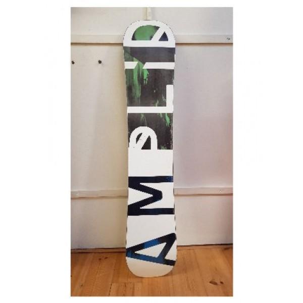 Amplid Stereo 158W -Snowboard Gebruikt - Stereo 158W - Amplid