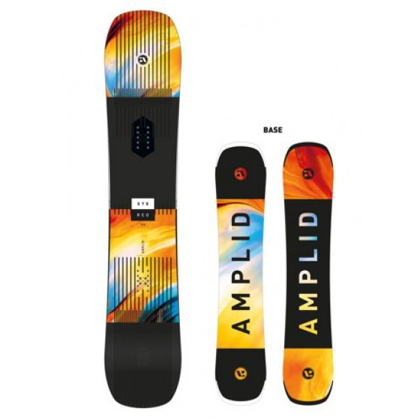Amplid Stereo 2019 -Snowboards - Stereo 2019 - Amplid