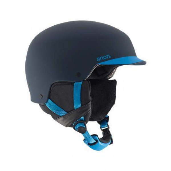Anon Blitz Midnight Blue -Helmen & Protectie