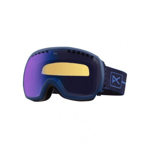 Anon Comrade Snow Goggle Painted Metallic -Goggles - Comrade Snow Goggle Painted Metallic - Anon