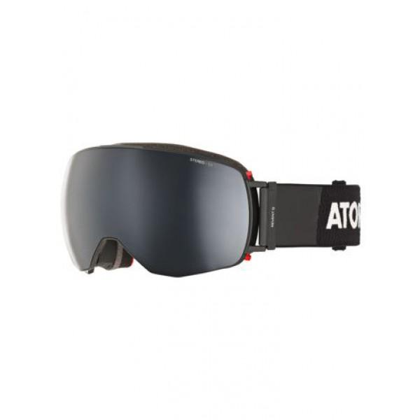 Atomic Revent Q Black -Goggles - Revent Q Black - Atomic