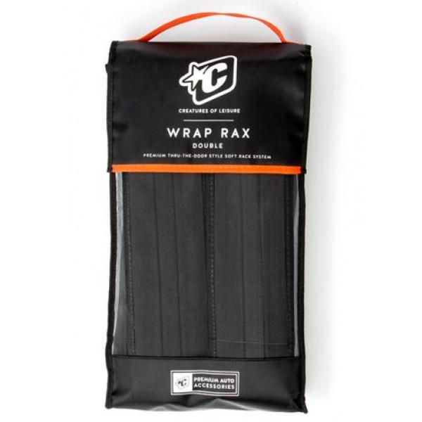 Creatures Wrap Rax Double Silicon -Auto & Reis Accessoires - Wrap Rax Double Silicon - Creatures of Leisure