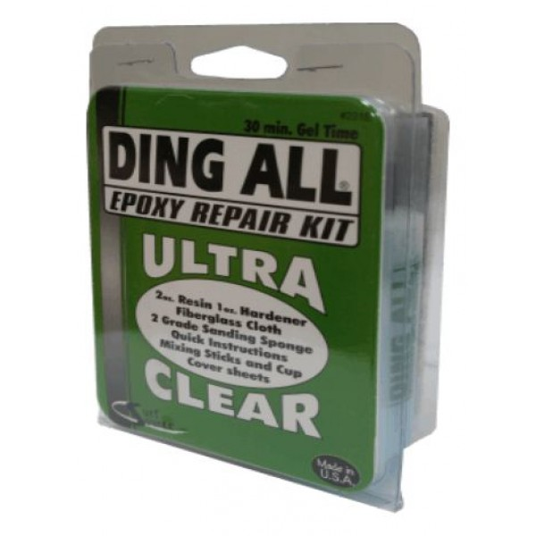 Ding All Standard Epoxy Repair kit -Reparatie - Standard Epoxy Repair kit - Ding All