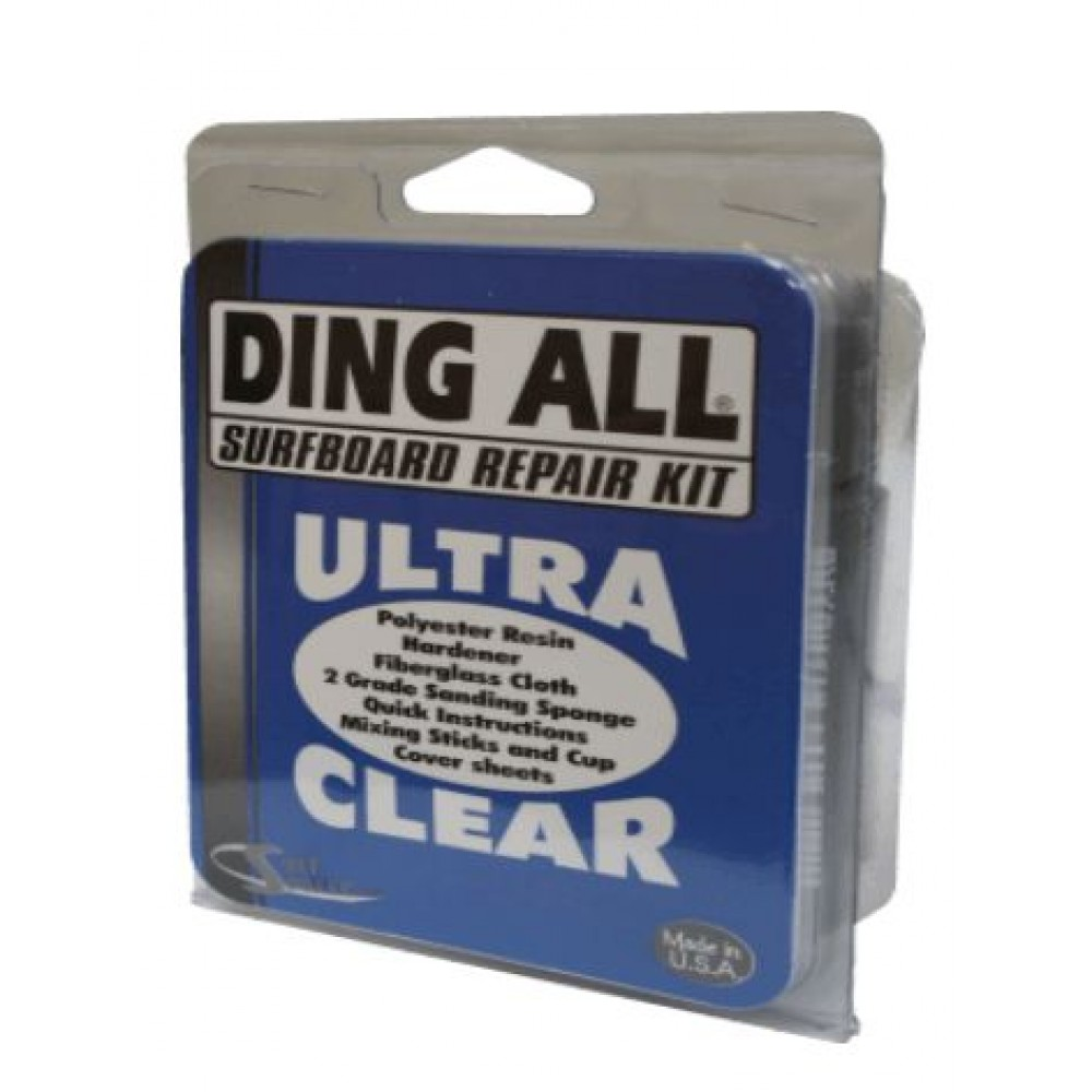 Ding All Standard Polyester Repair Kit