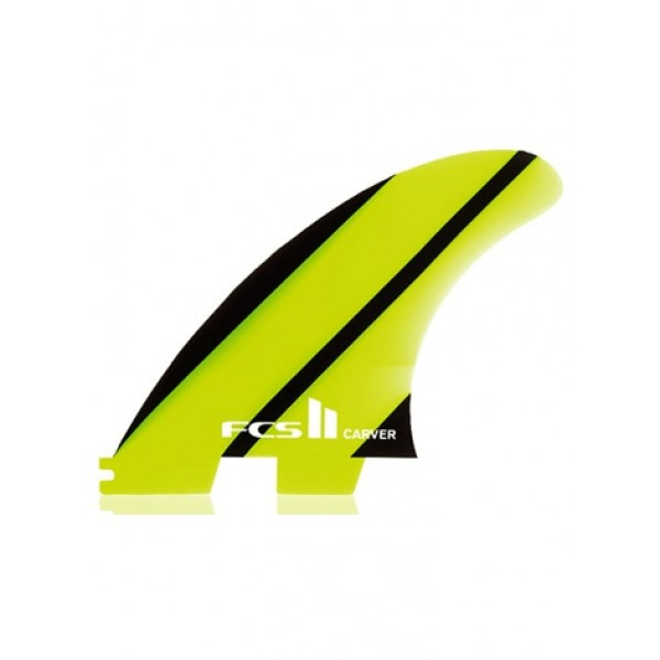 FCS II Carver Neo Glass Tri Fin Set -Vinnen - Carver Neo Glass Tri Fin Set - FCS