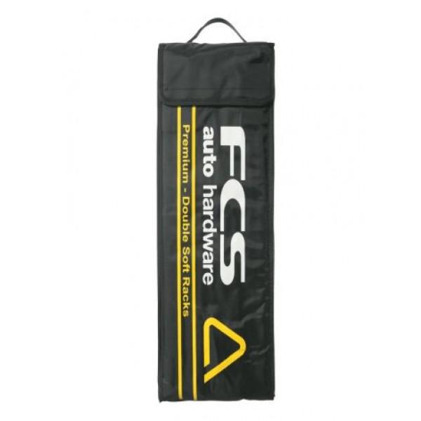 FCS Premium Soft Rack Double -Auto & Reis Accessoires - Premium Soft Rack Double - FCS