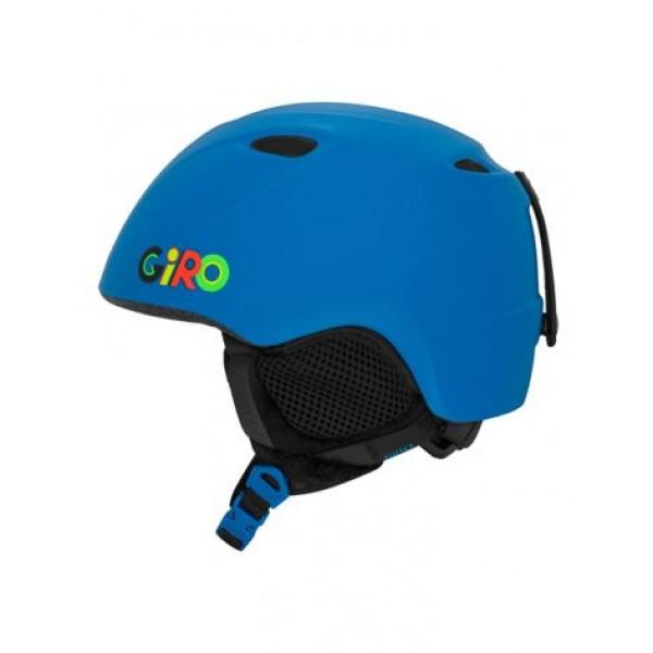 Giro Slingshot Blue Wild Jr -Helmen & Protectie