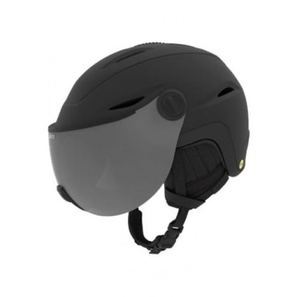 Giro Vue Mips + Shield Matte Black -Helmen & Protectie - Vue Mips + Shield Matte Black - Giro