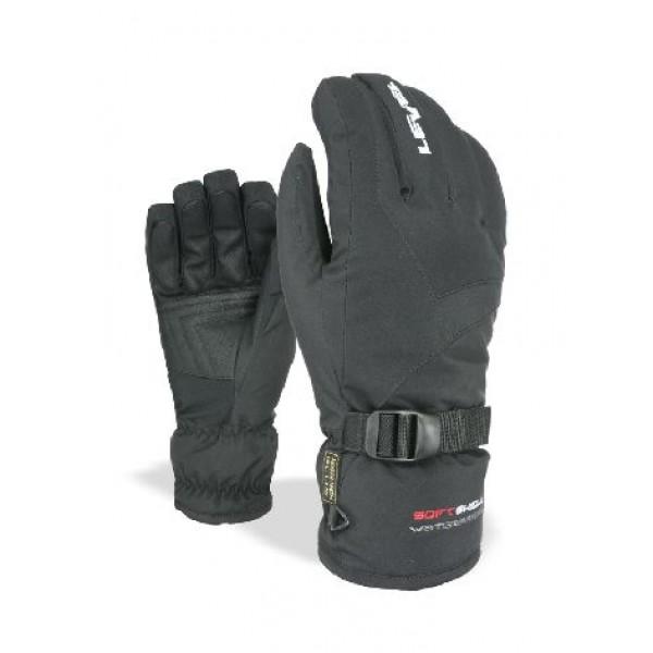 Level Glove Hero Black -Snowboard - Glove Hero Black - Level