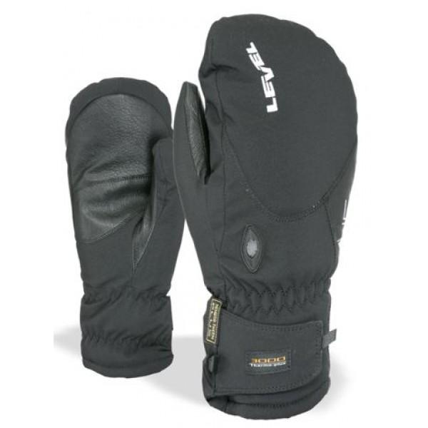 Level Mitt Alpine Black -Handschoenen - Mitt Alpine Black - Level