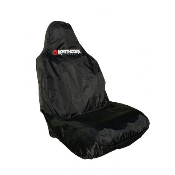 Northcore Car Seat Cover Black -Auto & Reis Accessoires - Car Seat Cover Black - Northcore