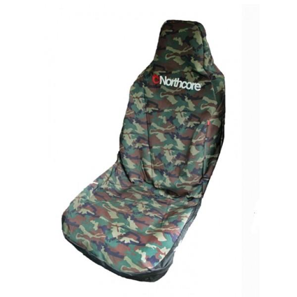 Northcore Car Seat Cover Camo -Auto & Reis Accessoires - Car Seat Cover Camo - Northcore