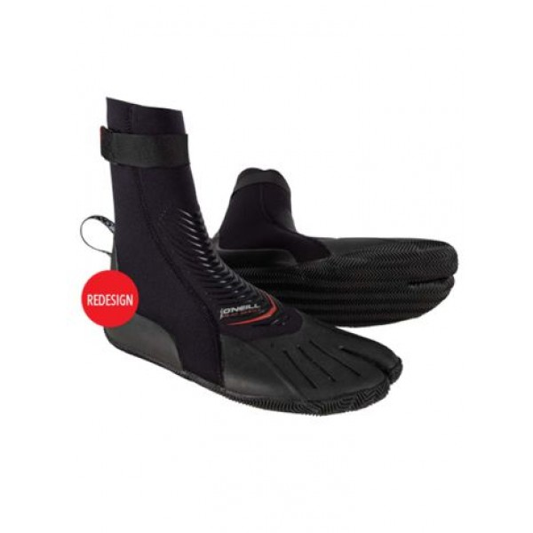 O Neill Heat 3mm Split Toe Boot -Laarsjes & Schoentjes - Heat 3mm Split Toe Boot - O Neill