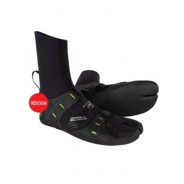 O Neill Mutant 3mm Split Toe Boot -Laarsjes & Schoentjes - Mutant 3mm Split Toe Boot - O Neill