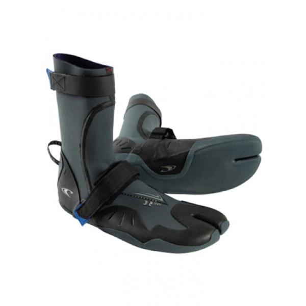 O Neill  Psycho Tech 4/3 Split Toe Boot -Laarsjes & Schoentjes