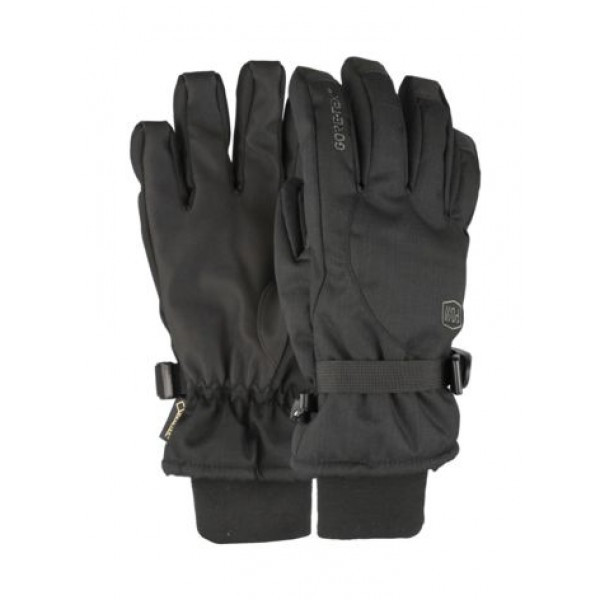 POW Glove Trench GTX Black -Handschoenen - Trench GTX Glove Black - POW Gloves