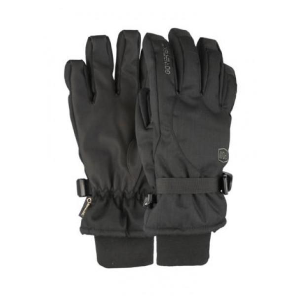POW Glove Trench GTX Black -Handschoenen