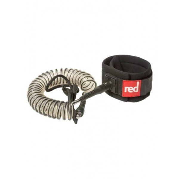 Red Paddle Co Flatwater Coiled Leash -SUP Accessoires
