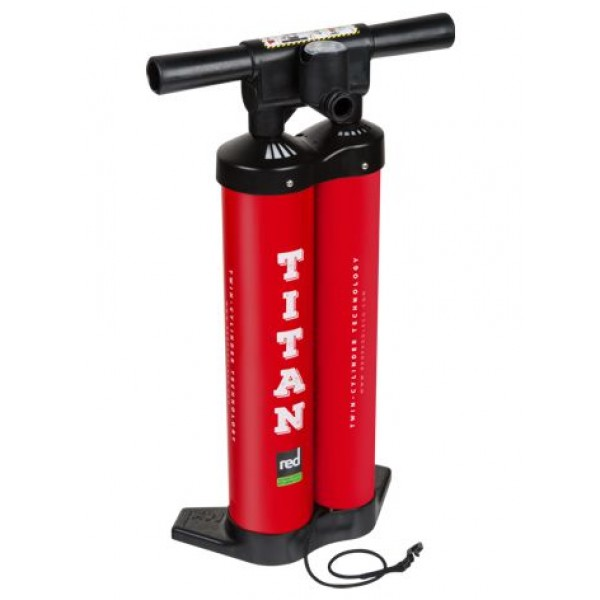 Red Paddle Co Titan SUP Pump -SUP Accessoires - Titan SUP Pump - Red Paddle Co