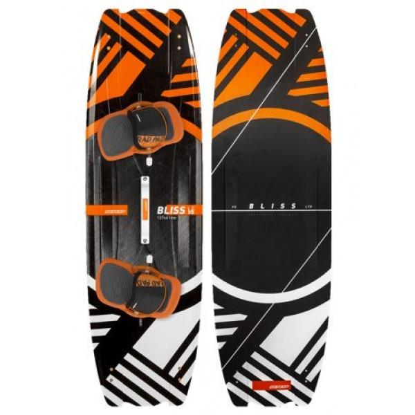 RRD Bliss Ltd V5 -Kitesurfboards - Bliss Ltd V5 - RRD