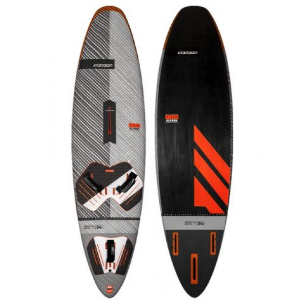 RRD Freestyle Wave Black Ribbon V5 Y24 -Windsurfboards - Freestyle Wave Black Ribbon V5 Y24 - RRD