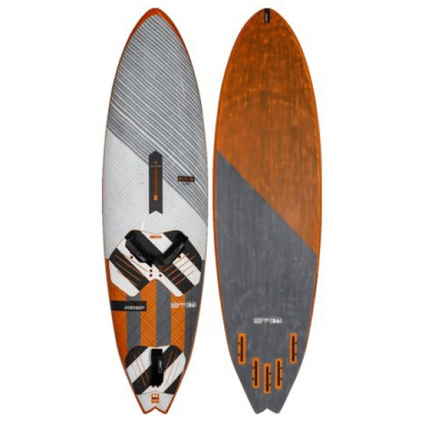 RRD Hardcore Wave LTD V7 Y24 -Windsurfboards - Hardcore Wave V7 LTD Y24 - RRD
