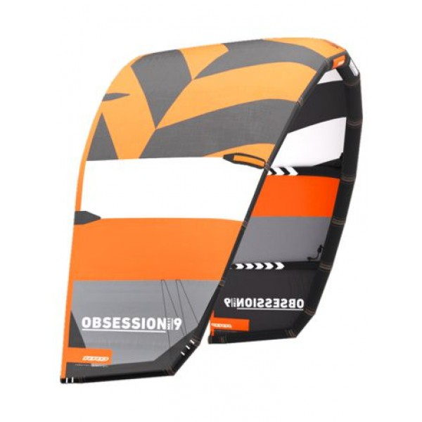 RRD Obsession MK11 Orange/Grey