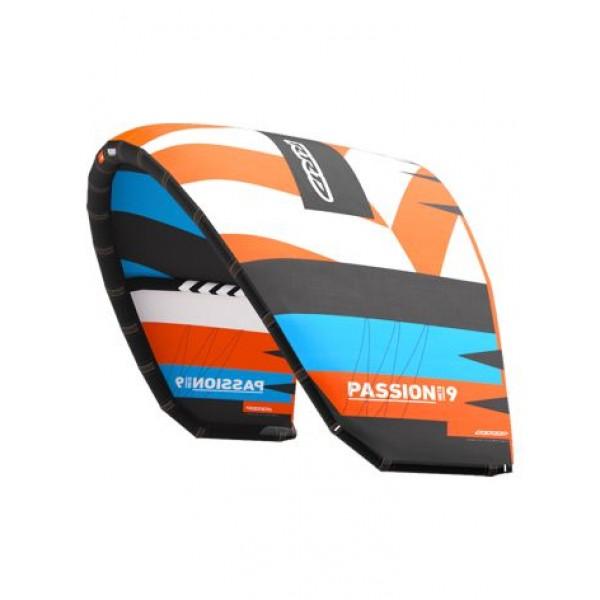 RRD Passion MK10 Cyan/Orange