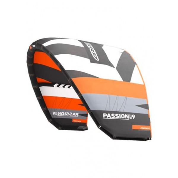 RRD Passion MK10 Orange/Grey
