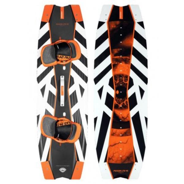 RRD Poison V5 Ltd -Kitesurfboards - Poison V5 Ltd - RRD