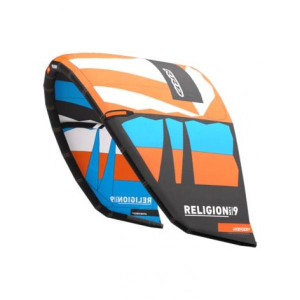 RRD Religion MK9 Cyan/Orange