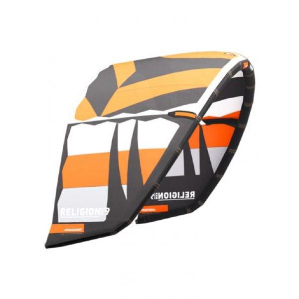 RRD Religion MK9 Orange/Grey -Kites - Religion MK9 - RRD