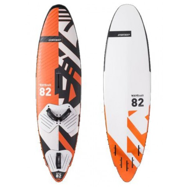 RRD Wave Cult Wood V7 Y23 -Windsurfboards - Wave Cult V7 Wood Y23 - RRD