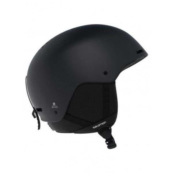 Salomon Brigade+ Black -Helmen & Protectie - Brigade+ Black - Salomon