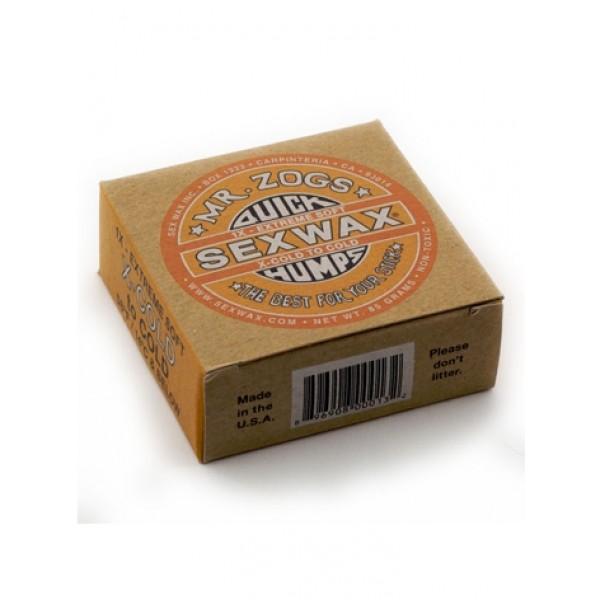 Sexwax Quick Humps Eco Box